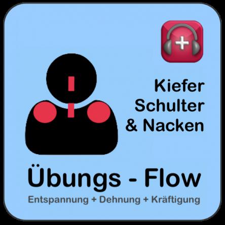 Übungs-Flow Kiefer, Schulter & Nacken